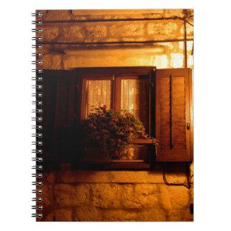 abendstimmung-210994  abendstimmung croatia romanc notebook