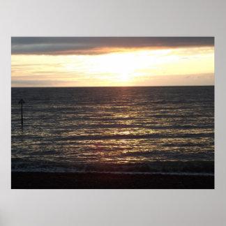 Aber Sunset ii Poster