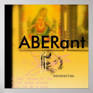 ABERant Posters