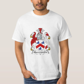 Abercrombie Family Crest Abercrombie Coat of Arms T-Shirt