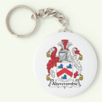 Abercrombie Family Crest Keychain