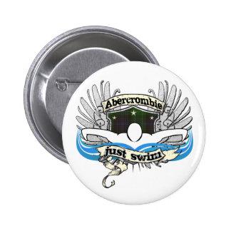 Abercrombie Just Swim Button