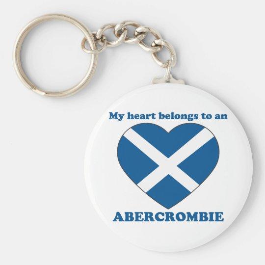 Abercrombie Keychain