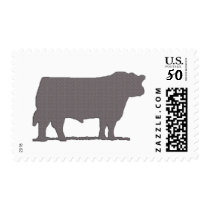 Aberdeen Angus Cattle Custom Postage Stamps