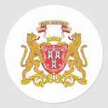 Aberdeen Coat Of Arms Sticker