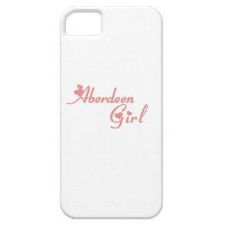Aberdeen Girl iPhone SE/5/5s Case