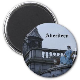 Aberdeen, Scotland Magnet