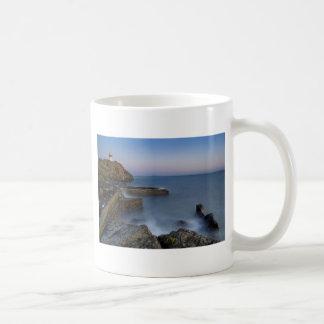 Aberdour por la orilla taza de café