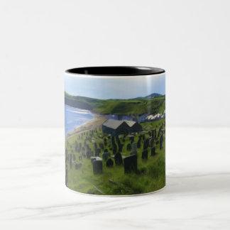 Abersoch Two-Tone Coffee Mug