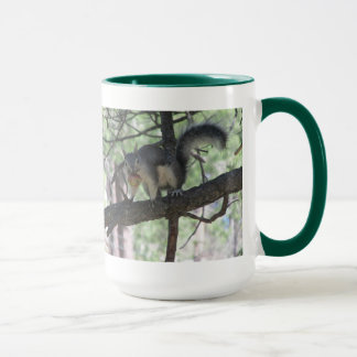 Abert's Squirrel Mug