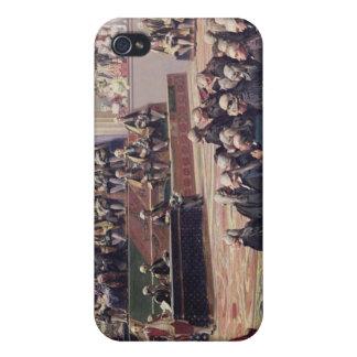 Abertura del general de estados en Versalles iPhone 4 Carcasa