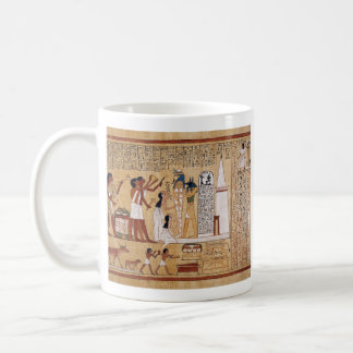 Abertura del libro de la ceremonia de la boca de taza de café