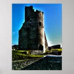 Aberystwyth Castle Poster