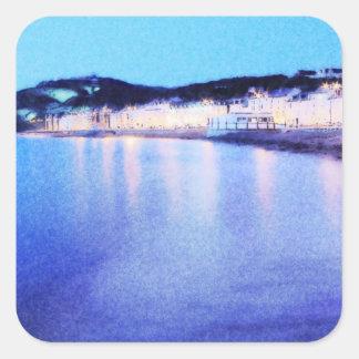 Aberystwyth Sea Front Sticker