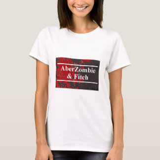 AberZombie and Fitch Womens T-shirt