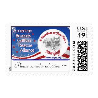 ABGRA Logo Stamp