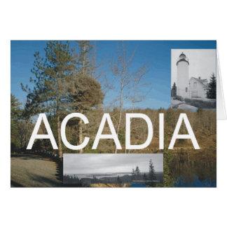ABH Acadia Cards