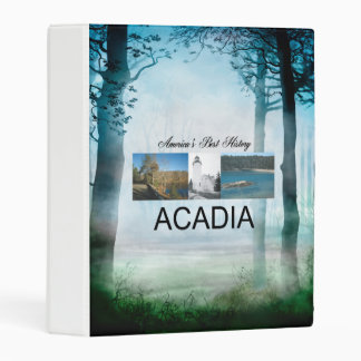 ABH Acadia Mini Binder