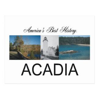 ABH Acadia Postcard
