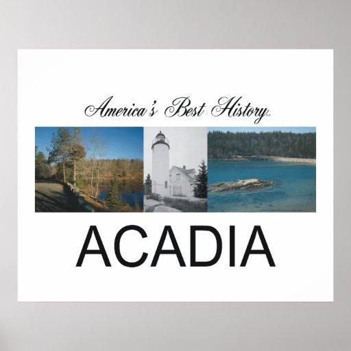 ABH Acadia Print