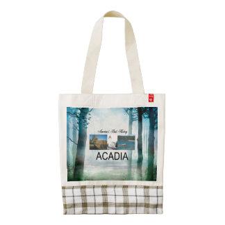 ABH Acadia Zazzle HEART Tote Bag