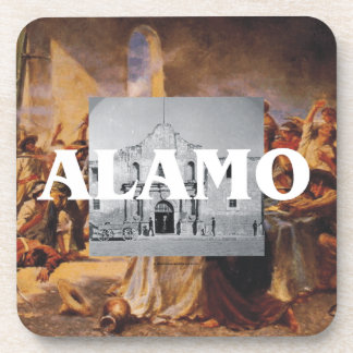 ABH Alamo Beverage Coaster