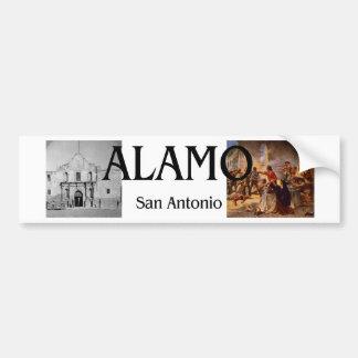 ABH Alamo Bumper Sticker