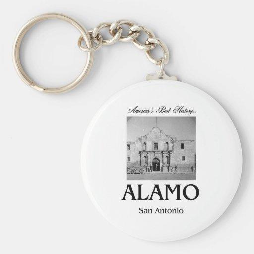 ABH Alamo Keychain