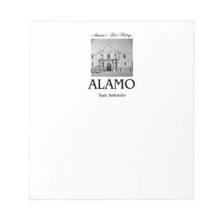ABH Alamo Notepad