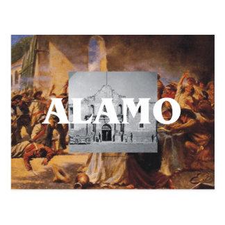 ABH Alamo Postcard