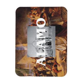 ABH Alamo Vinyl Magnet