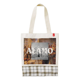 ABH Alamo Zazzle HEART Tote Bag