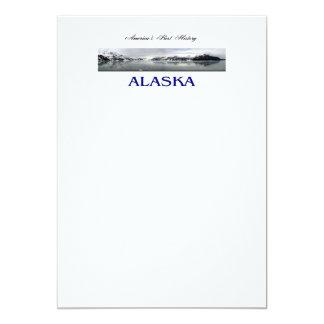 ABH Alaska 5x7 Paper Invitation Card