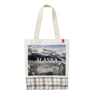 ABH Alaska Bolsa Tote Zazzle HEART