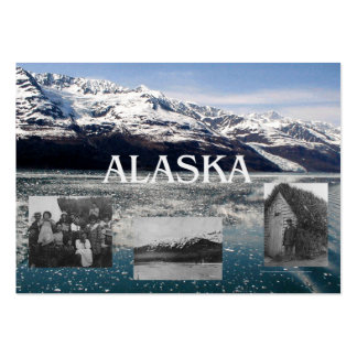 ABH Alaska Large Business Cards (Pack Of 100)