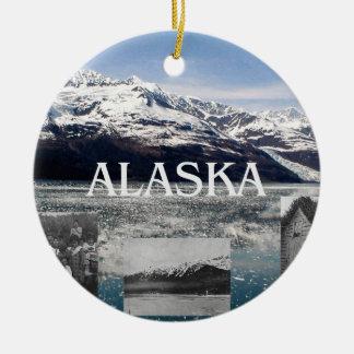 ABH Alaska Ornamento De Navidad