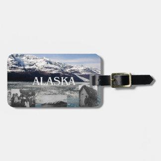 ABH Alaska Etiquetas De Equipaje