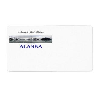 ABH Alaska Etiquetas De Envío