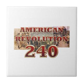 ABH American Revolution 240th Anniversary Ceramic Tile