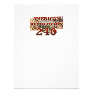 ABH American Revolution 240th Anniversary Flyer