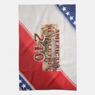 ABH American Revolution 240th Anniversary Hand Towel