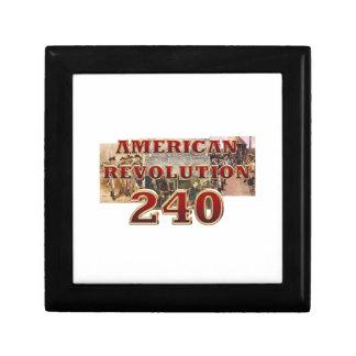 ABH American Revolution 240th Anniversary Keepsake Box