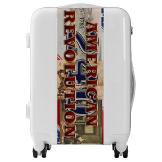 ABH American Revolution 240th Anniversary Luggage