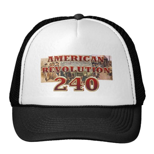 American Revolution 240th Anniversary T-Shirts