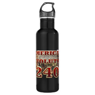 ABH American Revolution 240th Anniversary Water Bottle