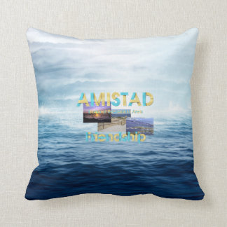 ABH Amistad Throw Pillow
