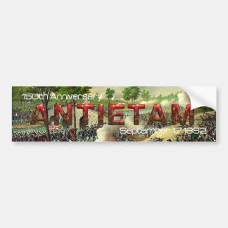 ABH Antietam 150 Bumper Sticker