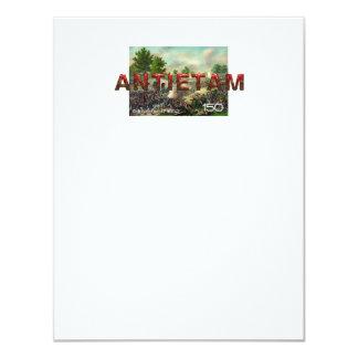 ABH Antietam 150 Card