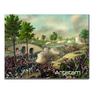 ABH Antietam 150 Postcard