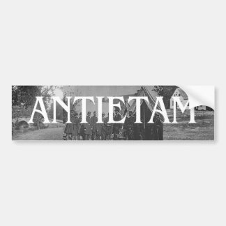 ABH Antietam Bumper Sticker